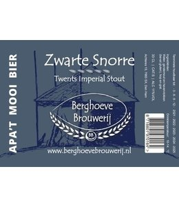 Berghoeve Brouwerij Berghoeve Zwarte Snorre 33cl