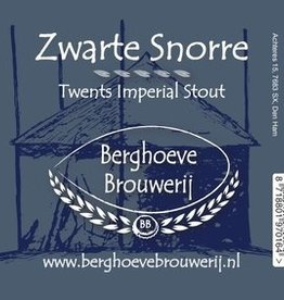 Berghoeve Zwarte Snorre 33cl