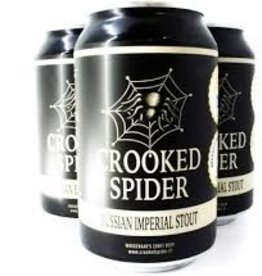 Crooked Spider - Russian Imperial Stout 33cl