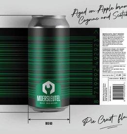 De Moersleutel - Barcode Black & Green 44cl