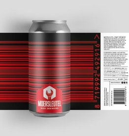 De Moersleutel - Barcode Black & Red 44cl