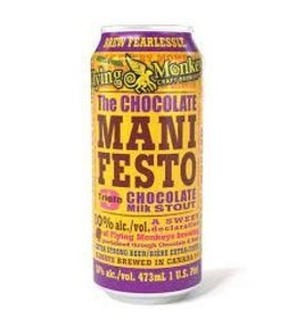 Flying Monkeys Craft Brewery Flying Monkeys Chocolate Manifesto 47,3cl