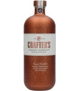 Crafter Crafter's Aromatic Flower Gin 70cl