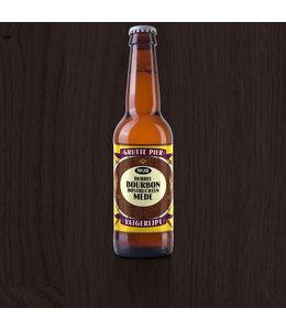 Grutte Pier Brouwerij Grutte Pier Dubbel BA Bourbon Bosvruchten Mede 33cl