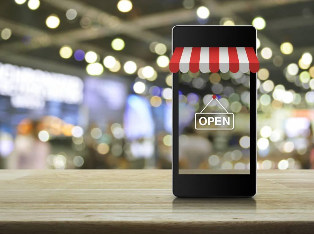 Ouverture du nouveau magasin en ligne!
