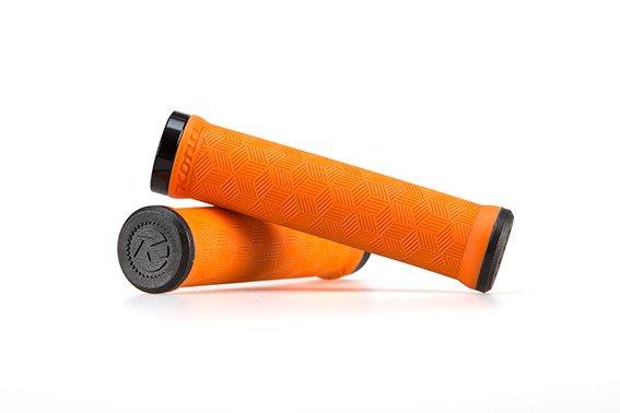 Kona Key Grip - Single Lock On - Orange