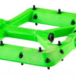 Kona Wah Wah Plastic Pedal Green