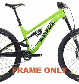 Kona 153 Process Deluxe Frame 2015 Small