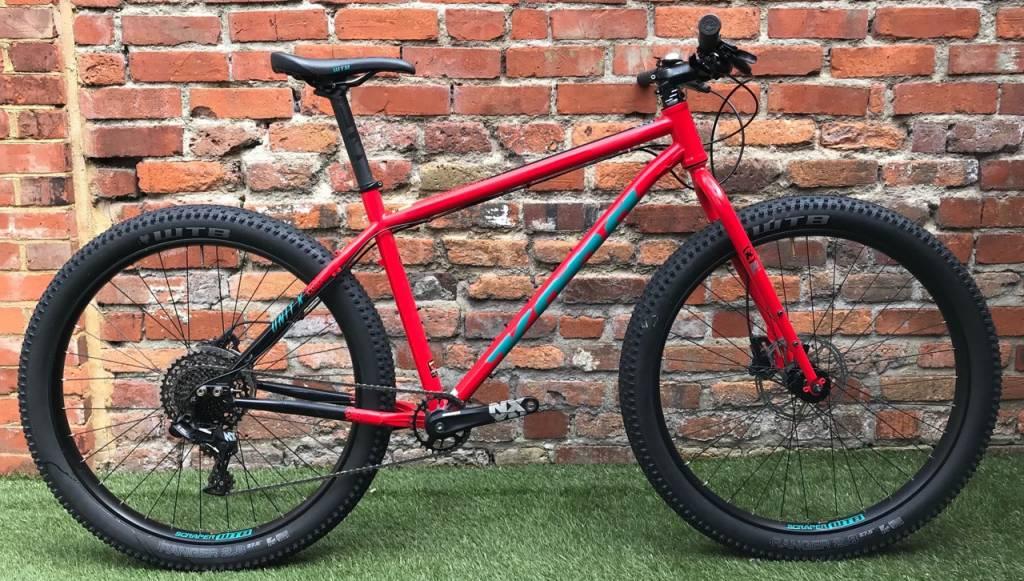 Kona Unit X 2018 Demo Bike Large
