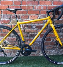 Kona Rove DL 2018 Gloss Mustard Demo 52