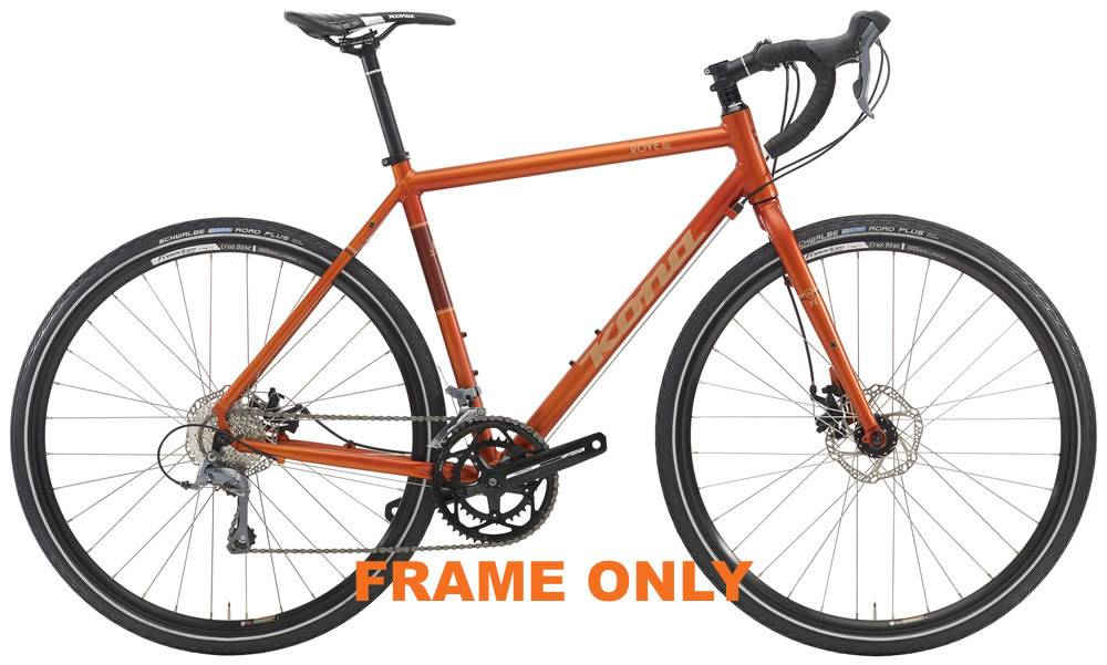 Kona Rove AL Frame Orange 2016 Small (48cm)