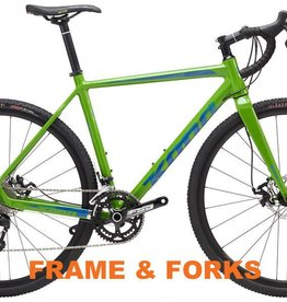 Kona Jake the Snake CR Frameset 2017