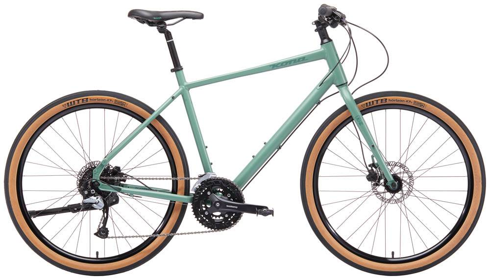 Kona Dew Plus Moss Green 2019 52cm
