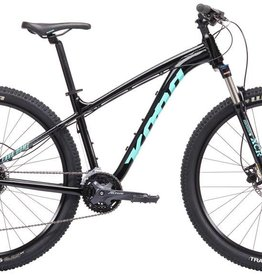 Kona Lava Dome Black 2019 Large