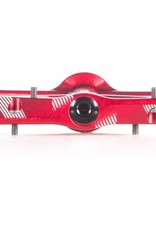 Kona Wah Wah 2 Red Anodized Alloy Pedals