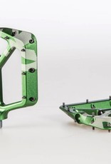 Kona Wah Wah 2 Dark Green Anodized Alloy Pedals