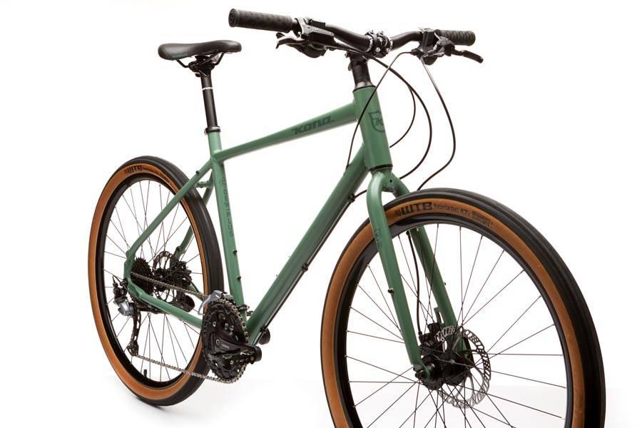 Kona Dew Plus Moss Green 2019