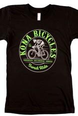 Kona T-Shirt Skeleton Small