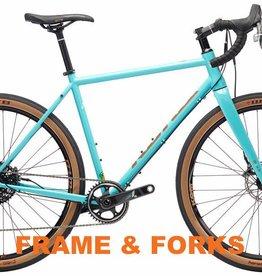 Kona 2018 Rove LTD Frame/Fork 54cm