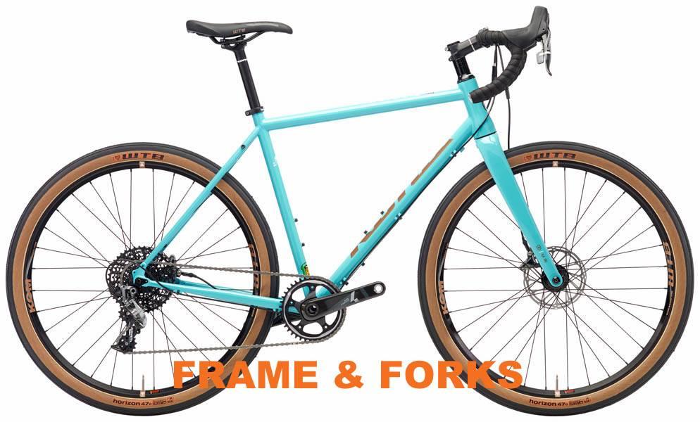 Kona 2018 Rove LTD Frame/Fork