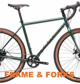 Kona 2019 Rove ST Frame/Fork w/Axles