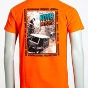 Kona T-shirt Bus