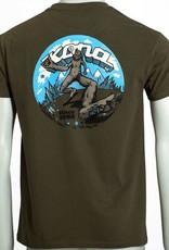 Kona T-Shirt Freeweelin