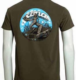 Kona T-Shirt Freeweelin Small
