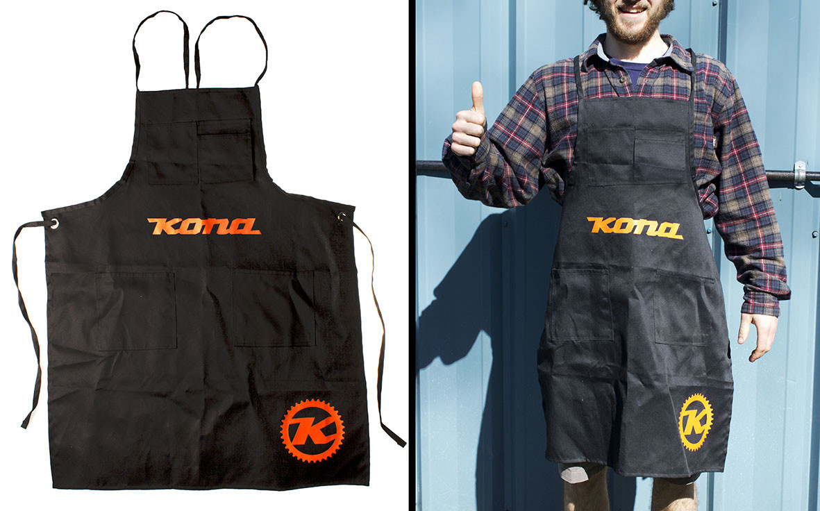 Kona Apron Multi Pocket