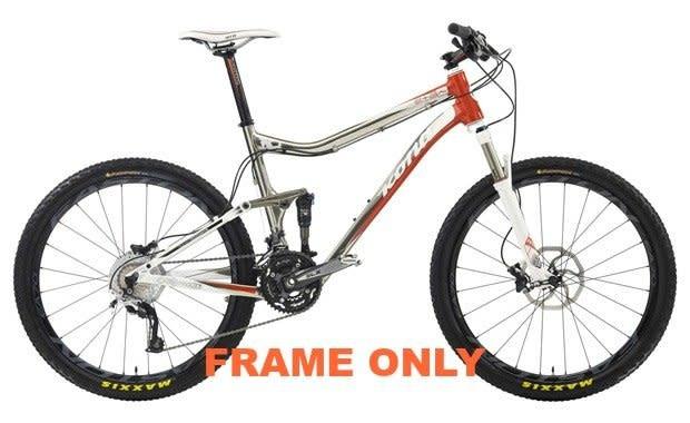 Kona Two Plus Two Frame 18 2012