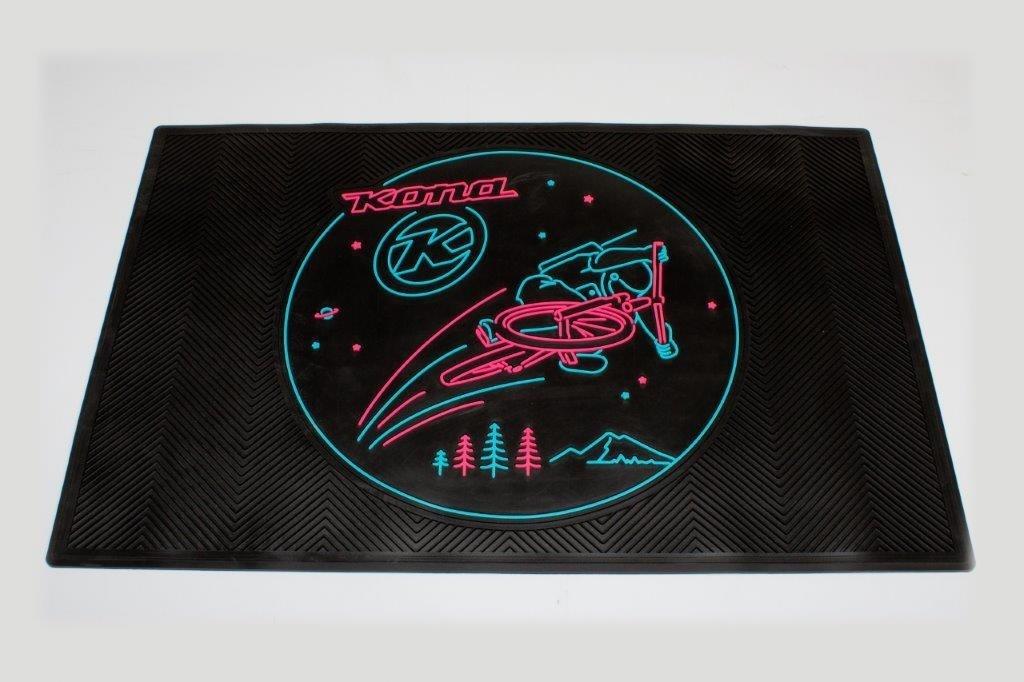 Kona Astronaut Design Floor Mat 36 inch x 24