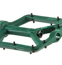 Kona Wah Wah Plastic Pedal Forrest Green