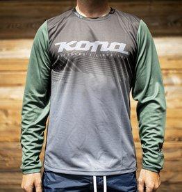 Kona Custom Jersey Long Sleeve Small
