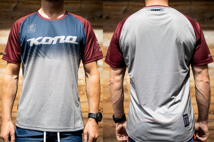 Kona Custom Jersey Short Sleeve Small