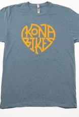 Kona T-shirt L Amour Small