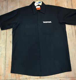 Kona Short Sleeve Work Shirt