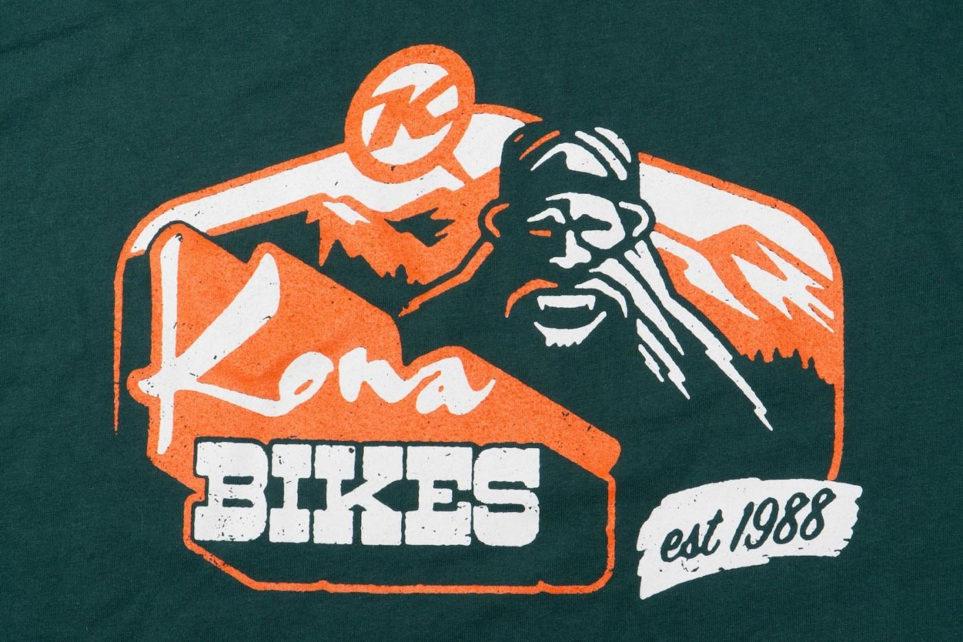 Kona T-shirt Squatch