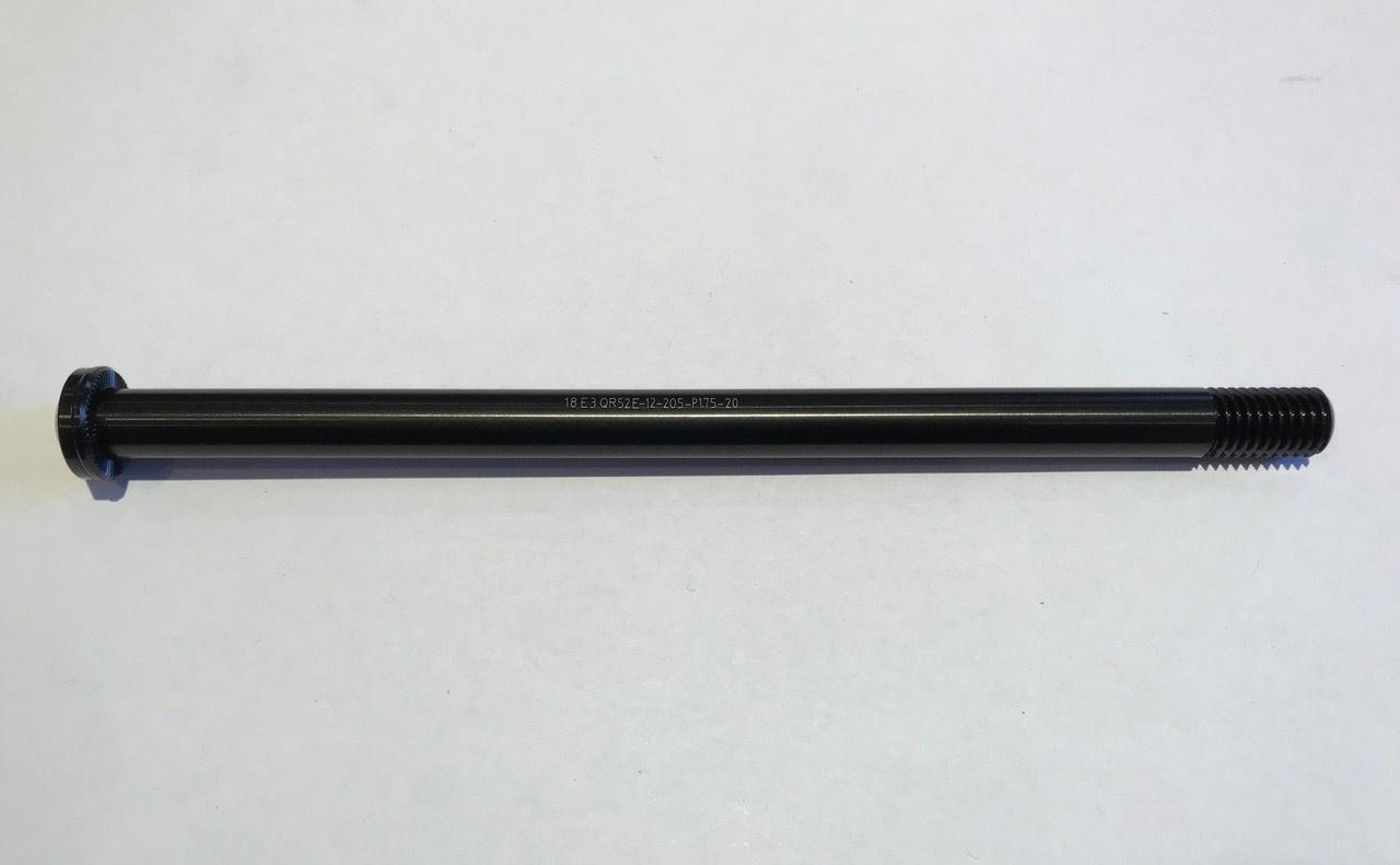 Kona Plus E-Thru Axle tooled 12x177 mm - 205mm L X1.75 P