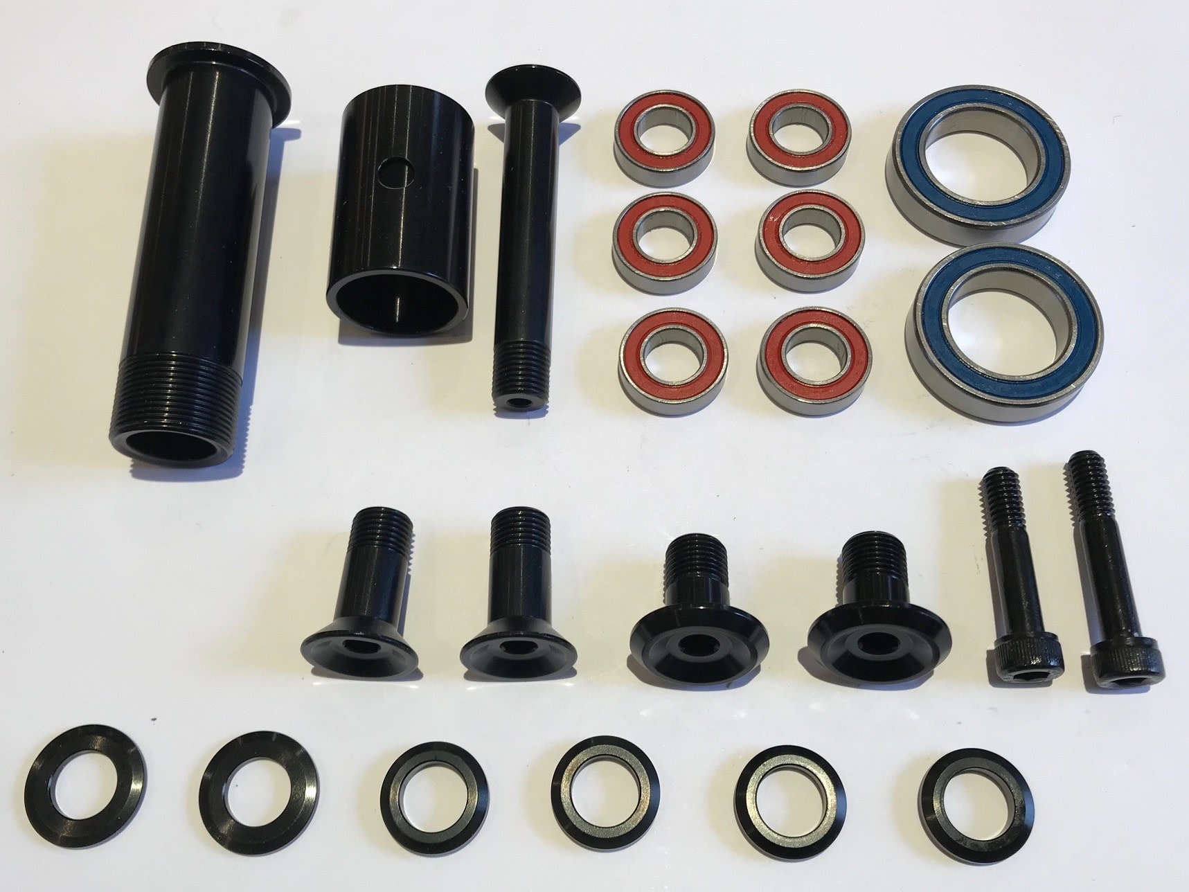 Kona Hei Hei alloy bearing and bolt Kit