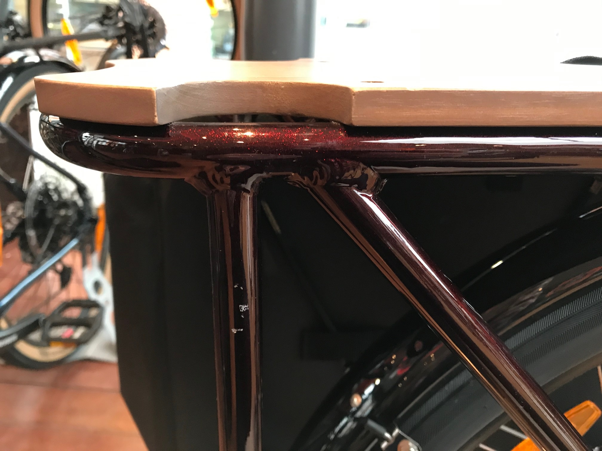 "Kona UTE 2020 20"" Display Model With Scratches on the Rack"