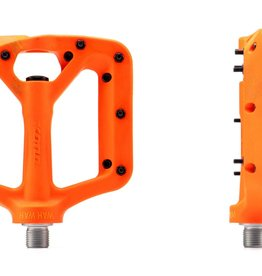 Kona Wah Wah Small Orange Composite Pedals