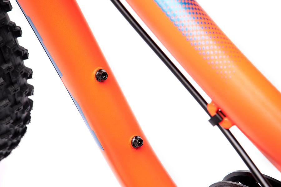 Kona Makena 2021 Matte Blood Orange