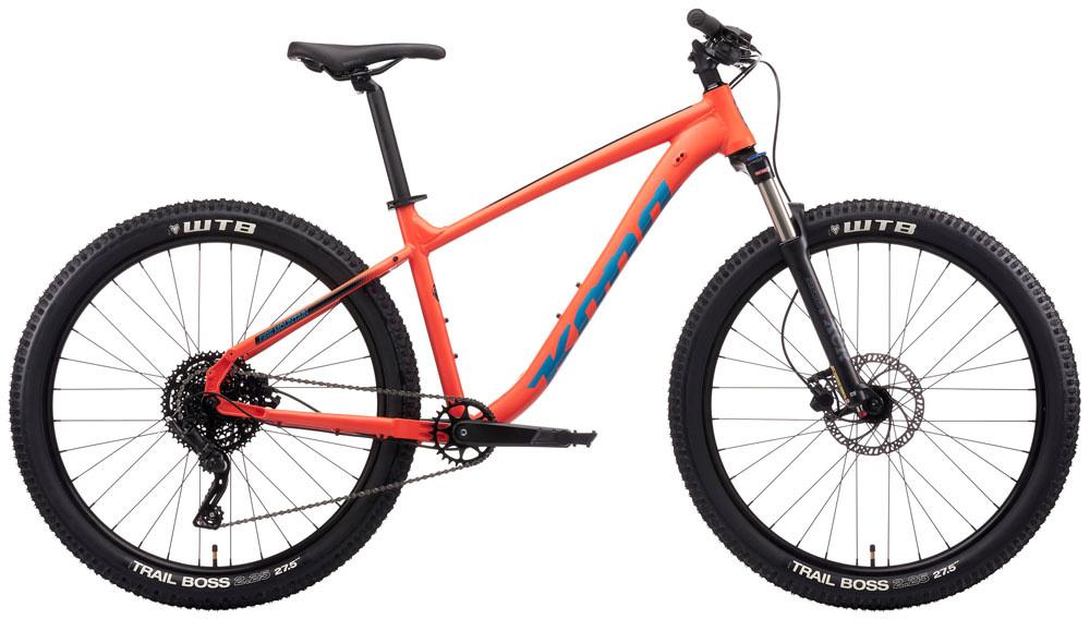 Kona Fire Mountain Orange 2021