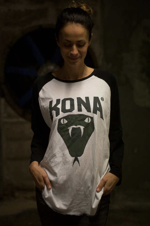 Kona Baseball Snake T-Shirt