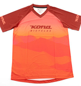 Kona Mountain Jersey Orange