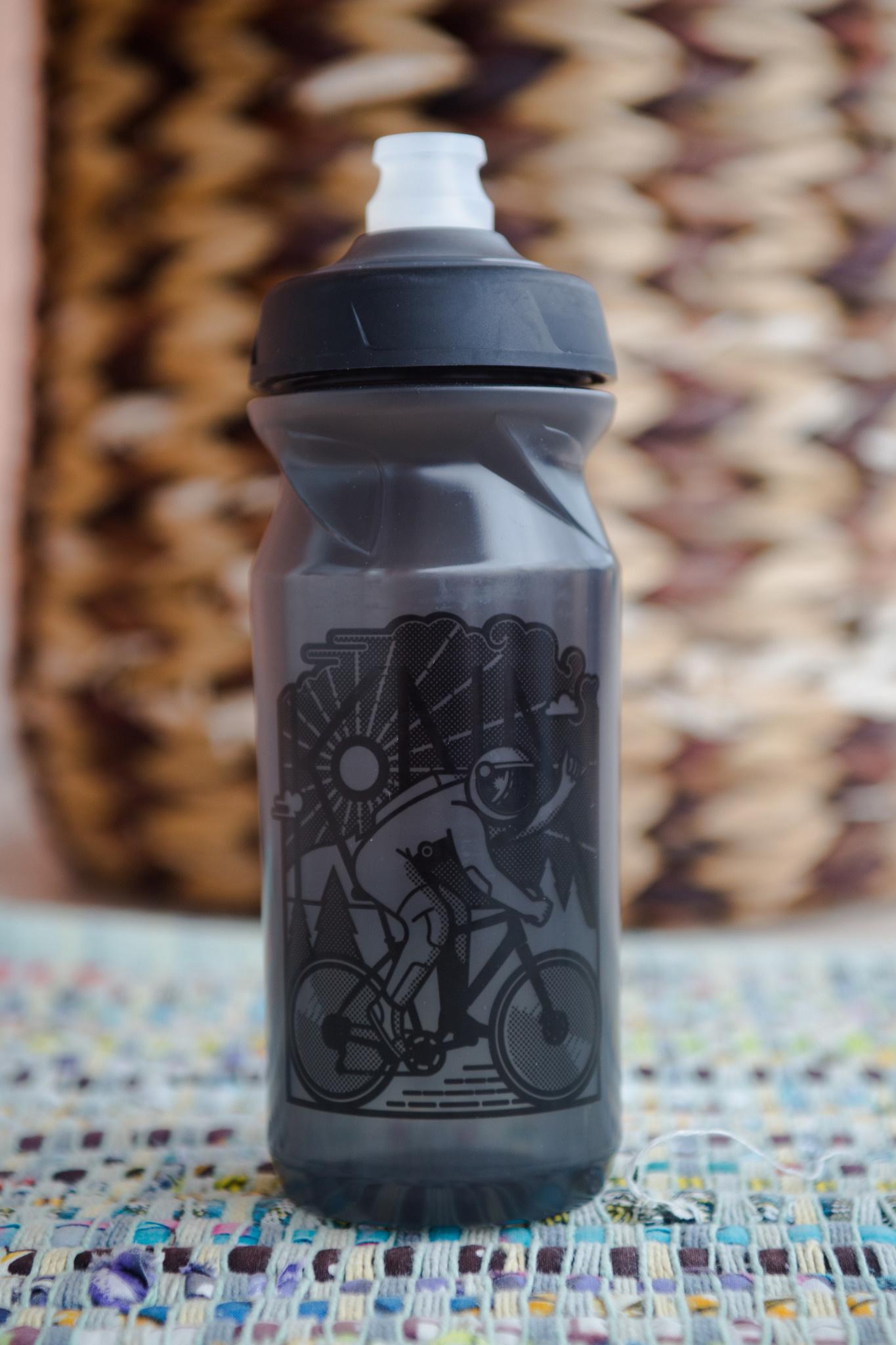 Kona Water Bottle Ride