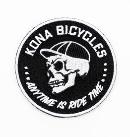 Kona Anytime is Ride Time Patch