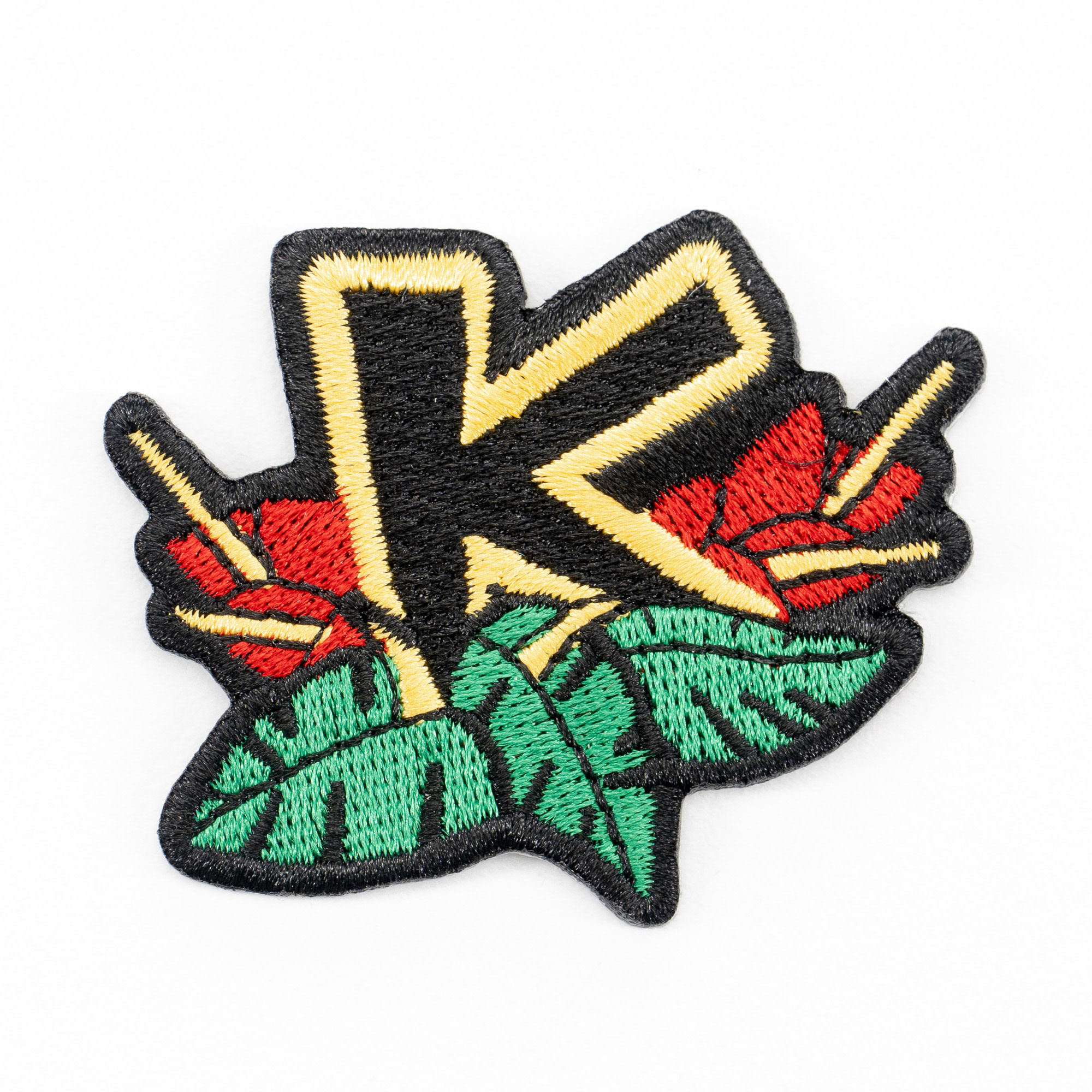 Kona Hawaii K Logo Patch