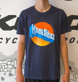 Kona Free Wheel Burning Tshirt