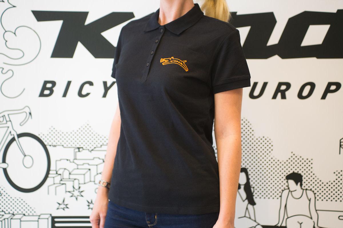 Kona K-Dog Women Polo Shirt